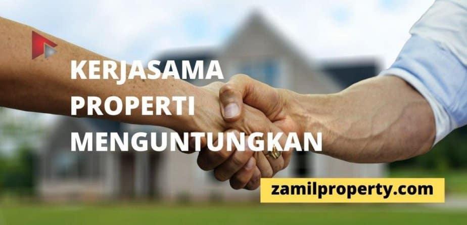 kerjasama property