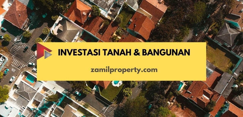 investasi tanah dan bangunan